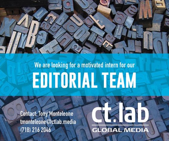 Editorial Intern Ad v1