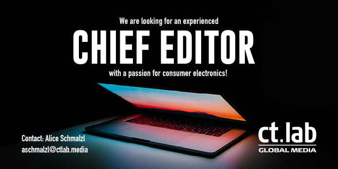 Chief Editor Ad Final