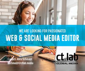 Chief Web and Social Media Editor Ad3